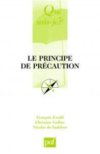 Book Cover: Le principe de précaution