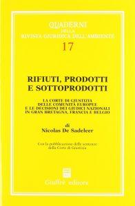 Book Cover: Rifiuti, Prodotti e Sottoprodotti